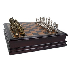 Gifts for Father In LawUnder $100:Deluxe Chess Set