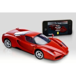 Personalized Gifts for Son:Ferrari For IPod, IPhone, And IPad
