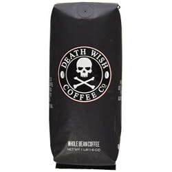 Funny Christmas Gifts for Women:Death Wish Coffee