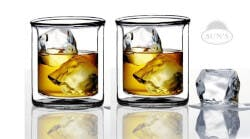 Double Wall Scotch/Whiskey Glasses