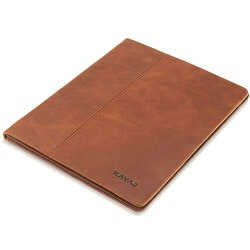 Valentines Day Gifts for 14 Year Old:Genuine Leather Case For IPad