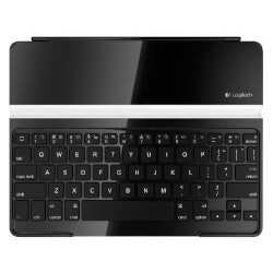 Christmas Gifts for Mom Under $100:Ultra Thin Wireless IPad Keyboard/Cover