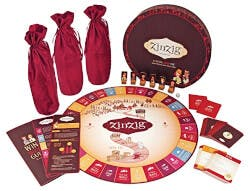 Zinzig Wine Game