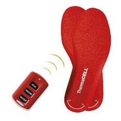 Gadget Birthday Gifts for Husband:Rechargeable Heated Insole