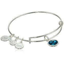 Stocking Stuffers (Under $50):Alex And Ani Birthstone Bracelet