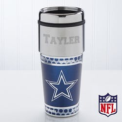 Personalized Dallas Cowboys NFL Football..
