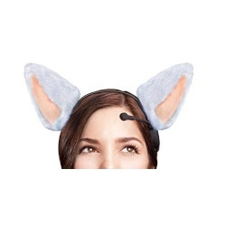 Valentines Day Gifts for 14 Year Old:Emotion Controlled Cat Ear