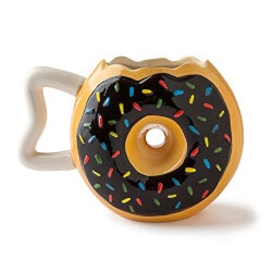 Gifts for Wife:The Donut Mug