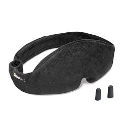 5th Anniversary Gifts Under $25:Midnight Magic Adjustable Sleep Mask