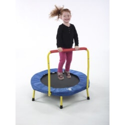 Birthday Gifts for 4 Year Old:Fold & Go Trampoline