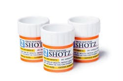 Prescription Pill Shot Glass
