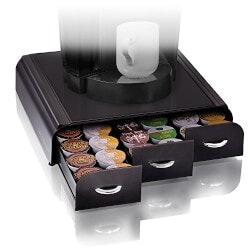 Christmas Gifts for Wife:Coffee Pod Storage Drawer
