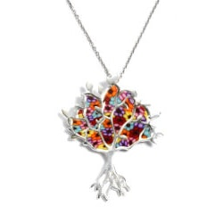 Gifts for Wife:Peaceful Tree Of Life Necklace