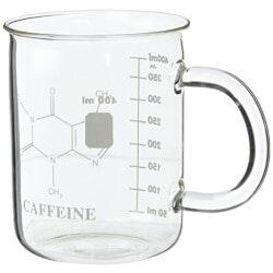Unusual Gifts for Teenage Girls:Caffeine Beaker Mug