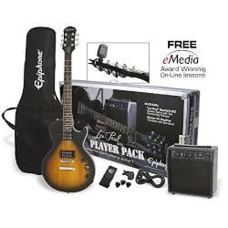 Electric Guitar Player Pack