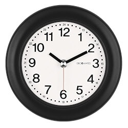 Gifts Under $25:Non-Ticking Silent Clock