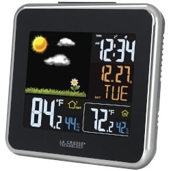 Gifts for Father In LawUnder $100:Color LCD Forecast Station