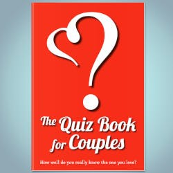 Quiz Book For Couples