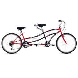Christmas Gifts for Wife:Dual Drive Tandem Bike