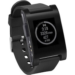 7th Anniversary Gifts for Boys:Pebble Smartwatch