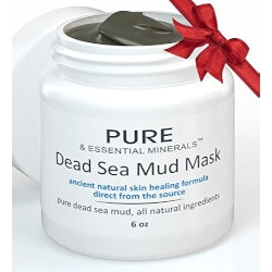 Christmas Gifts for Mom Under $100:Dead Sea Mud Facial Mask