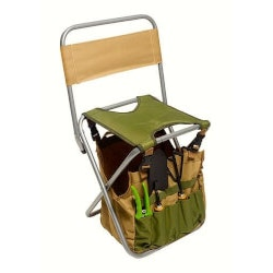 Gardening Gifts:Garden Tool Kit With Folding Seat