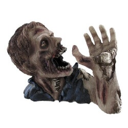 Unusual Gifts for Dad (Under $25):Zombie Wine Bottle Holder