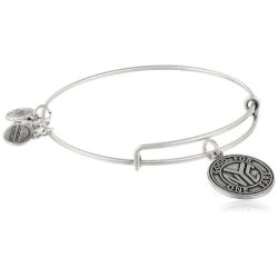 Jewelry Birthday Gifts for Girlfriend (Under $50):Alex And Ani Places We Love Bracelet
