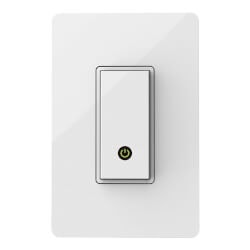 Unique Gifts for 17 Year Old:WeMo Light Switch