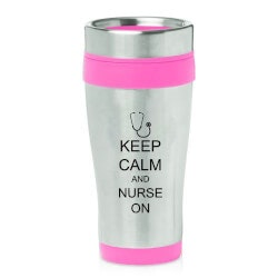 Gifts for Women Under $25:Keep Calm And Nurse On