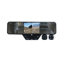 Dual-Camera Car DashCam
