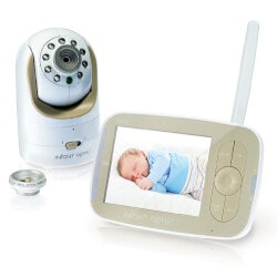 Gifts for Baby:Baby Monitor With Interchangeable Optical Lens
