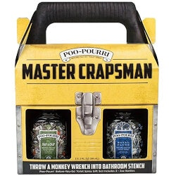 Christmas Gifts for 16 Year Old:Poo-Pourri Master Crapsman Gift Set