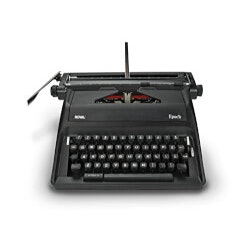 Classic Manual Typewriter