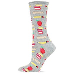 Teachers Pet Crew Socks