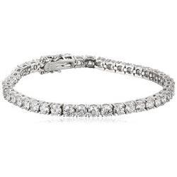 Jewelry Anniversary Gifts:Swarovski Zirconia Tennis Bracelet