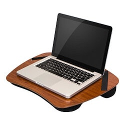 Unique Gifts for 17 Year Old:LapGear Classic Wood Lapdesk
