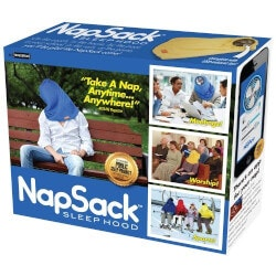 Unusual Gifts for Grandmother:Prank Pack Nap Sack