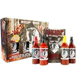 Birthday Gifts for Brother Under $50:Hot Sauce Gourmet Gifts Basket Set