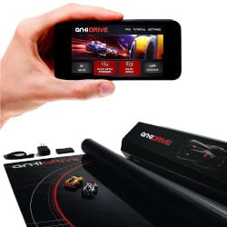 Smartphone Robot Car Racing Game