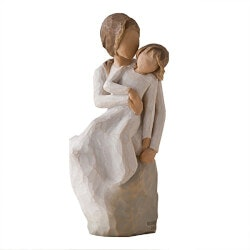 Gifts for Women Under $50:Mother Daughter Figurine