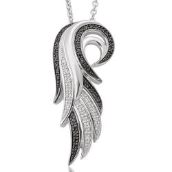 Angel Feather Wing Necklace