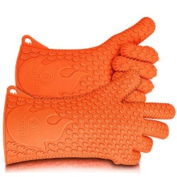 Birthday Gifts for Boyfriend Under $50:Highest Rated Heat Resistant BBQ Gloves