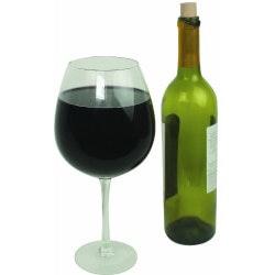 Wine Gifts:Giant Wine Glass