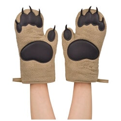 Gifts for MomUnder $25:BEAR HANDS Oven Mitts