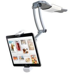 Gifts for 19 Year Old Girlfriend:Kitchen Mount For Tablets