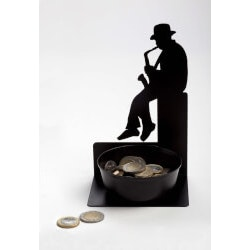 Unusual Gifts for Dad (Under $25):Spare Some Change Coin Holder