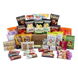 Gifts for 13 Year Old Teenage Boys:Healthy Snacks In-A-Box