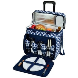 Picnic Cooler On Wheels