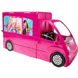 Toy Christmas Gifts for Kids:Barbie Sisters Life In The Dreamhouse Camper